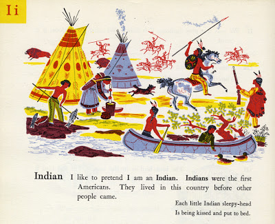 "Joseph Low, entry for ""Indians,"" Rainbow Dictionary, World Publishing Company, Cleveland, 1947"