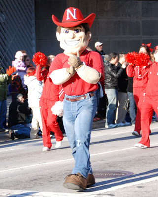 Herbie Husker, University of Nebraska Mascot