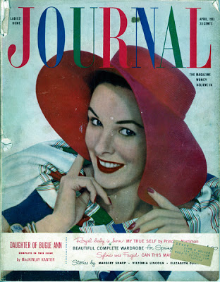 Covers, Ladies Home Journal, April 1953