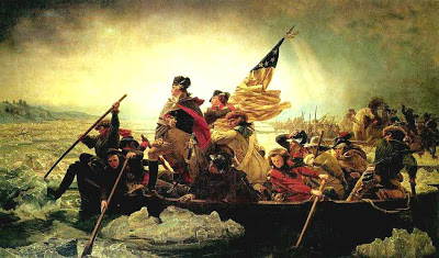 Emanuel Leutze, Washington Crossing the Delaware, 1851