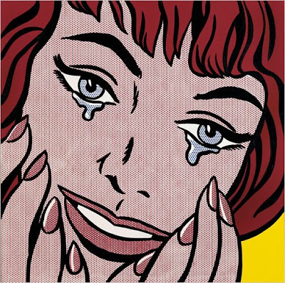 Lichtenstein, Happy Tears, 1964