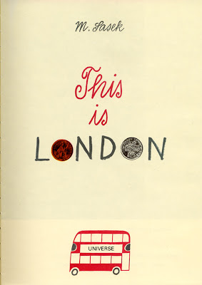 Sasek, title page,   This is London  .