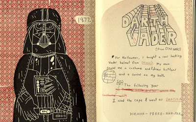 Mark Todd, Badasses: Darth Vader. 2008.