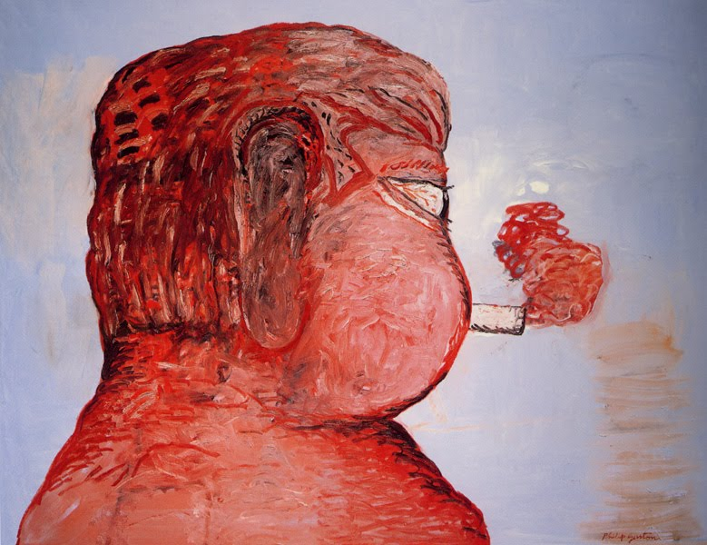 Guston, Friend–To M.F., 1978