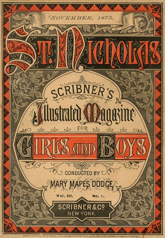 designer unknown, ornamental typographic cover design