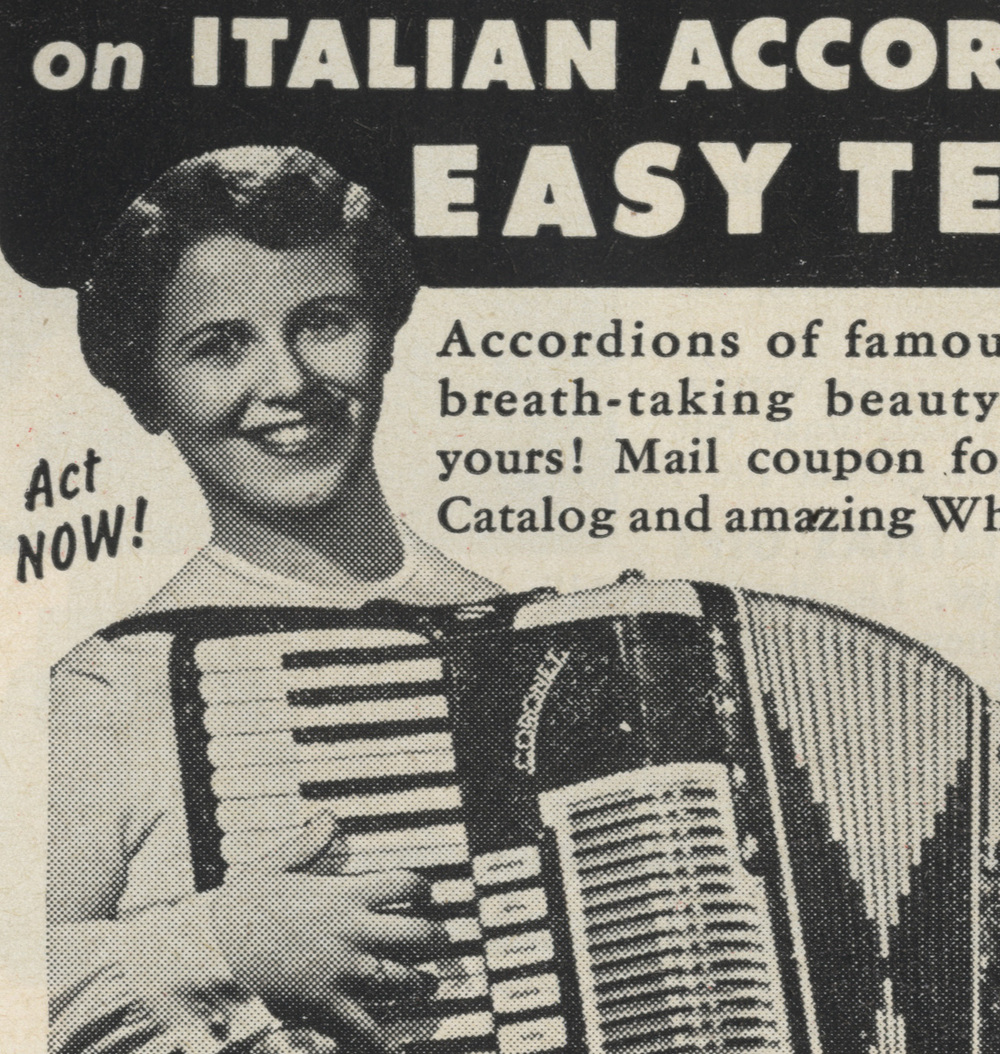 Expertise on the accordion has long provided a pathway to beauty, wealth and power.