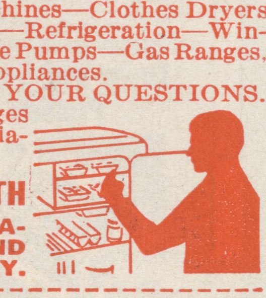My questions, if you must know, begin at the refrigerator, but somehow transcend the appliance. Still: you guys got any beer?