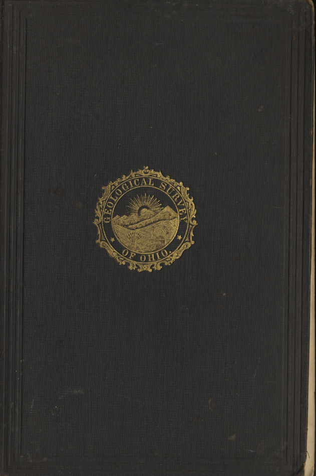 The Geological Survey of Ohio. Published 1873.