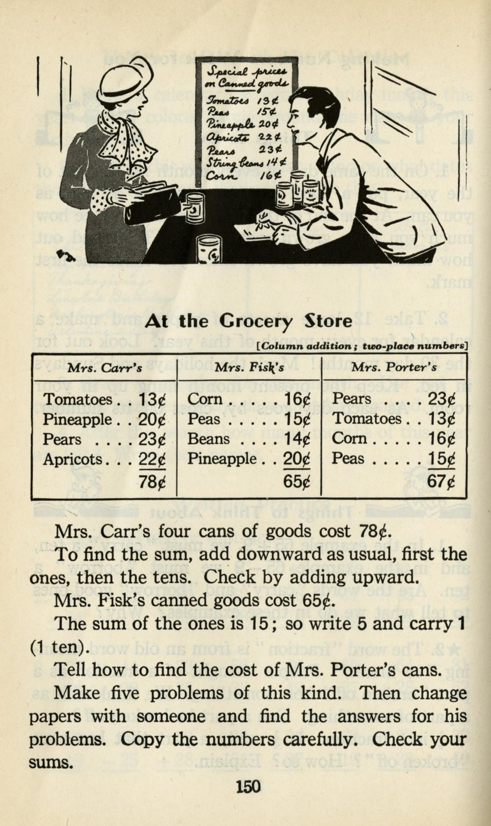 Kay Draper,Living Arithmetic: Grade 3.1938.