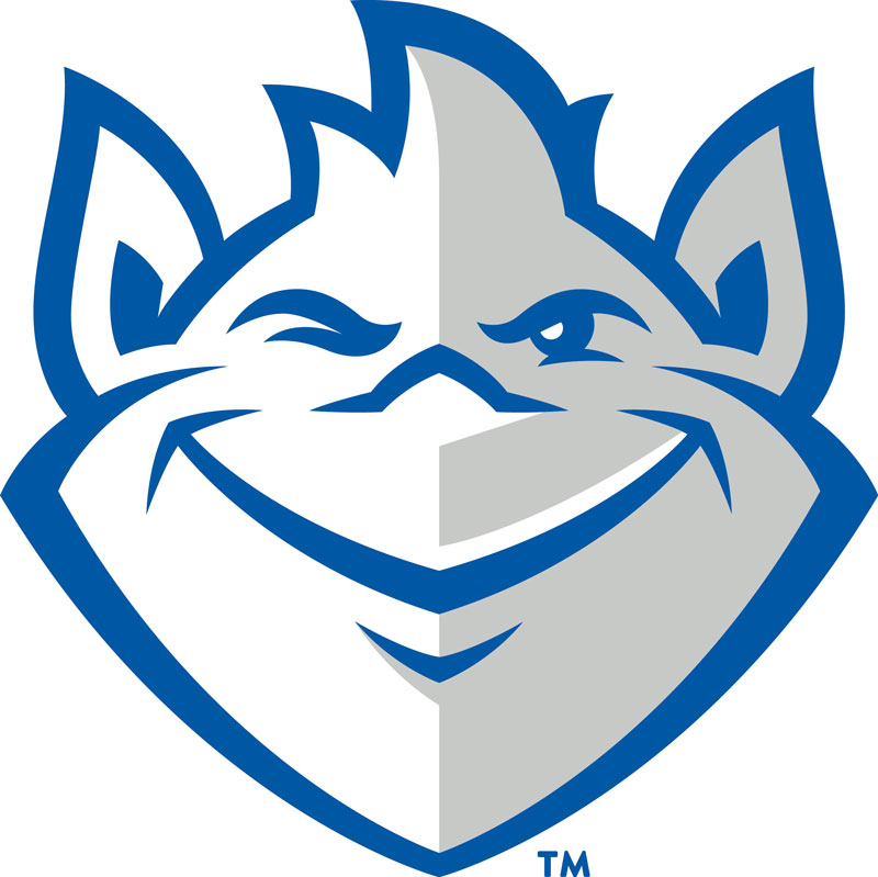 The new Saint Louis University Billiken, designed by Olson.