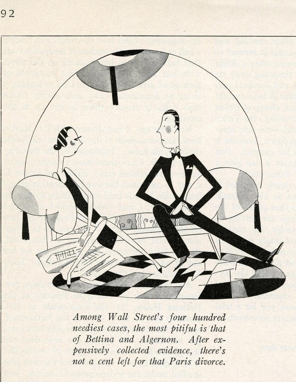Anne Harriet Fish,  Harper's Bazaar , January 1929