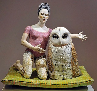Lady and Owl