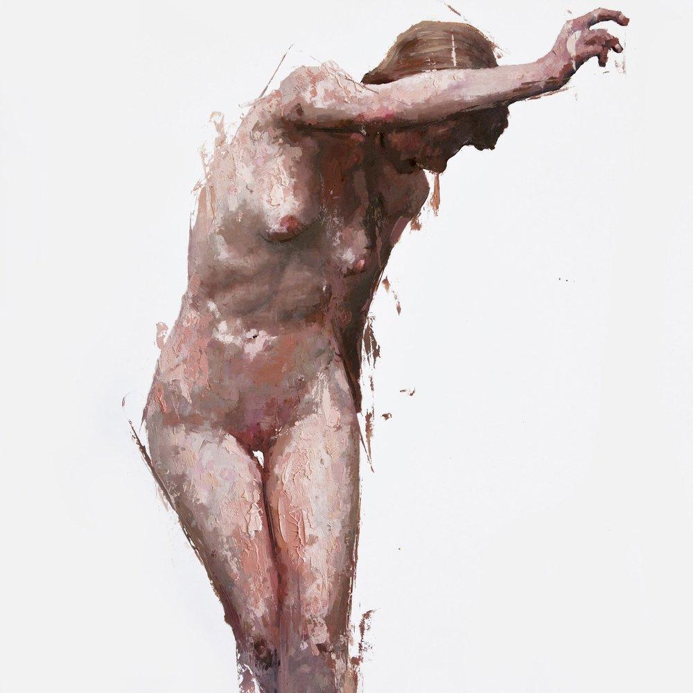Jesus Leguizamo Oil on Paper Starting at $1300