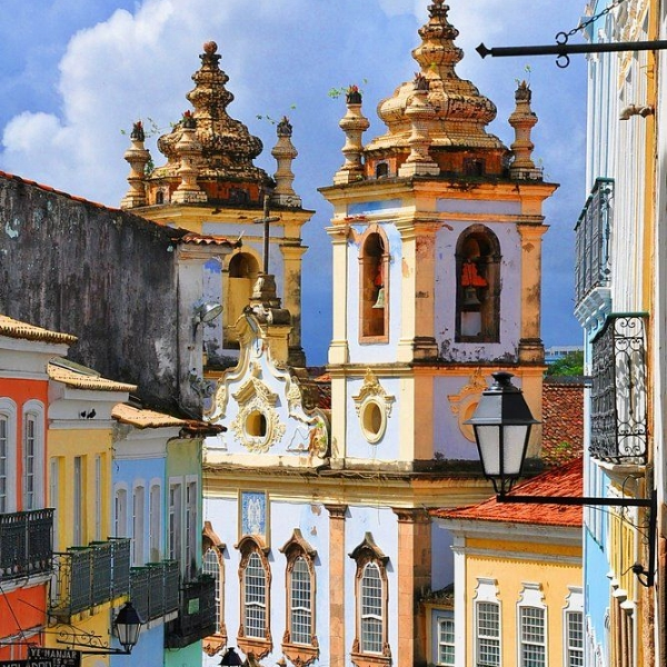 San Salvador, Bahia, Brazil