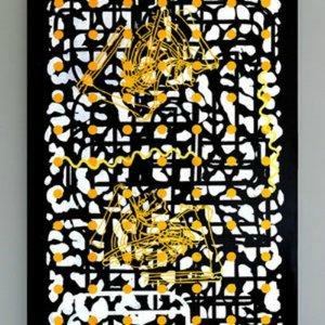 Filip Radonjic Acrylic and Silkscreen Starting at $2,100