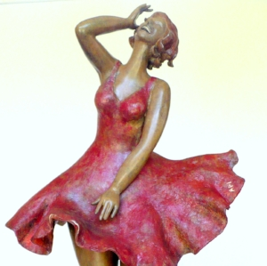 Ana Huberman Lazovsky Bronze Starting at $1,200