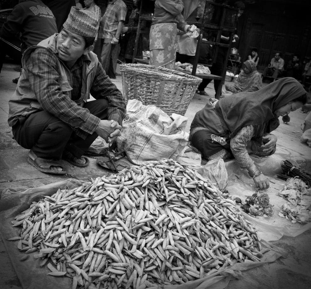 Kathmandu Snap Peas