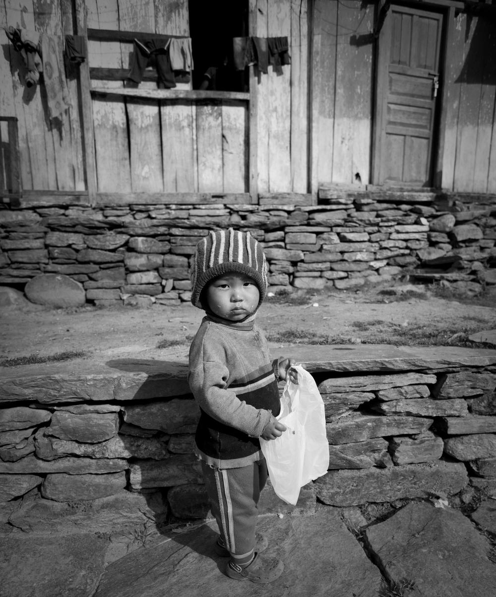 Himalayan Boy