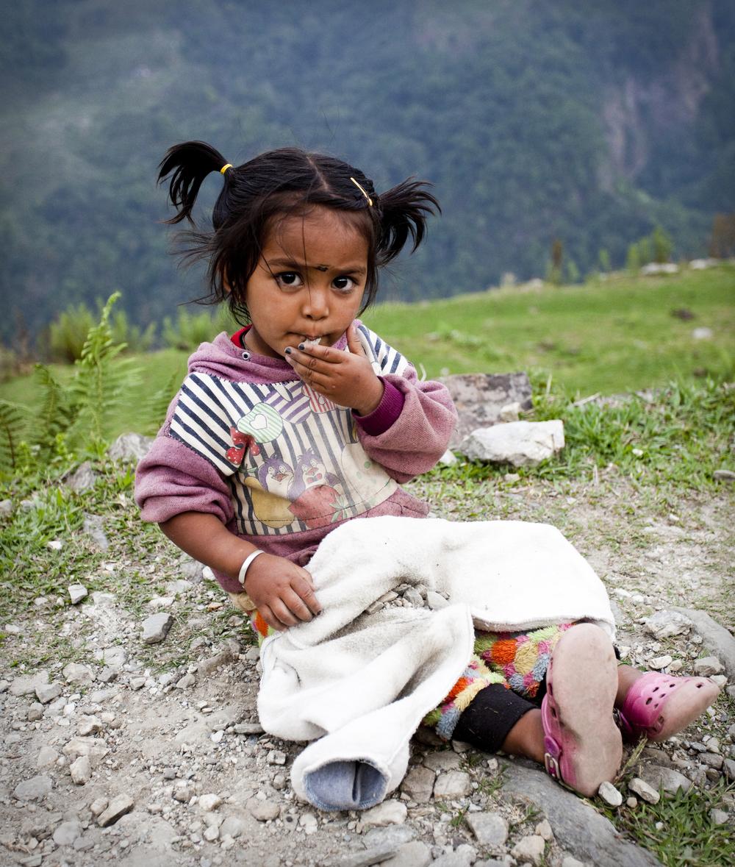 Himalayan Girl