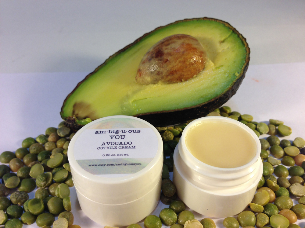 Avocado Cuticle Cream Image
