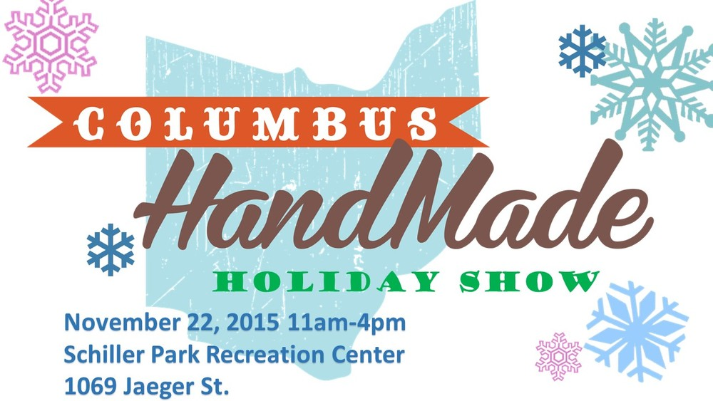 Columbus Handmade Holiday Show 2015