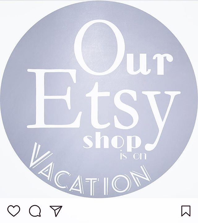 ATTENTION: OUR STORE WILL BE ON VACATION FROM JULY 7- AUGUST 1ST SO WE CAN ENJOY THE ARRIVAL OF OUR FIRST BABY. All orders made during that time will not be processed until August 1st. Thank you for your understanding.
