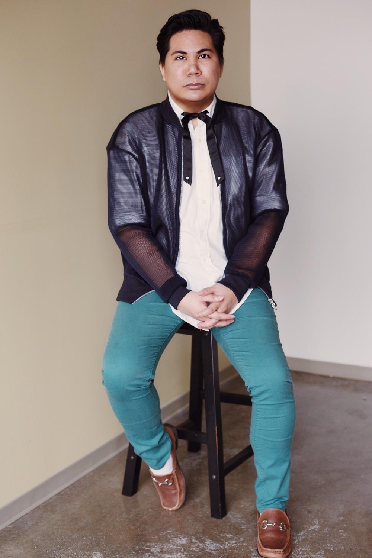 H&M Mesh Jacket