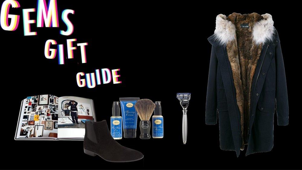 Gem's Gift Guide_Gifts for Men