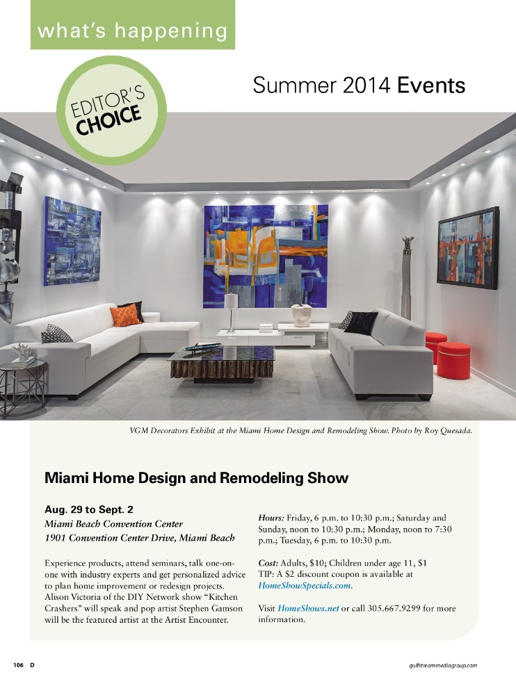 Miami Home Design And Remodeling Show. Exciting Miami Home Design ...