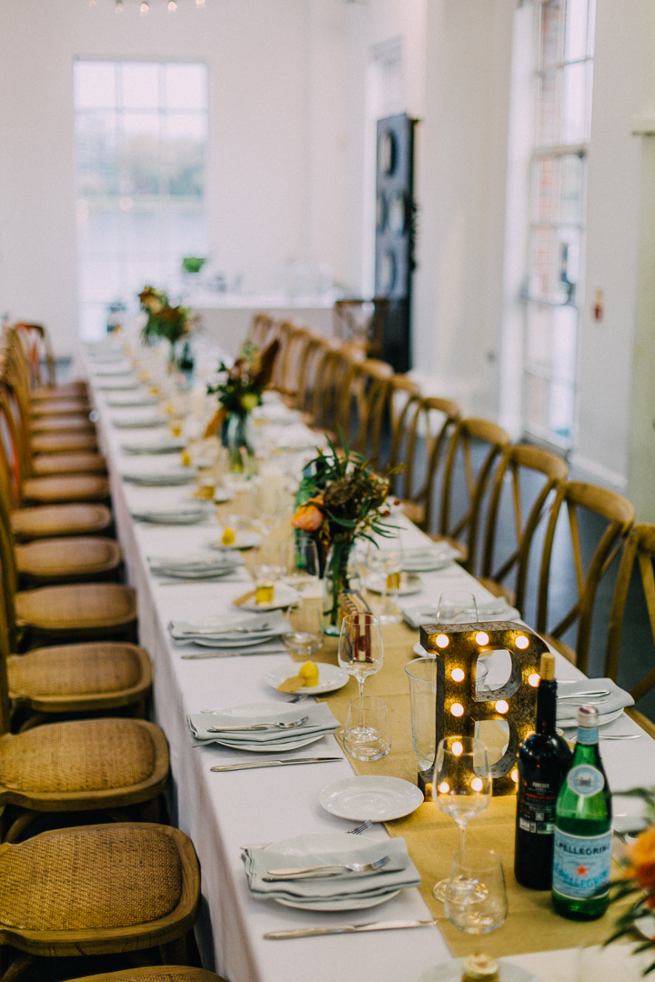 Quirky Venue, Non-traditional wedding planner, London Wedding coordination, Bespoke weddings, Stoke Newington Wedding, non-formal, Stylish wedding