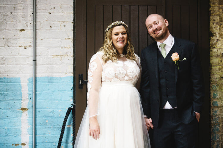 Brixton East Wedding, Quirky Venue London