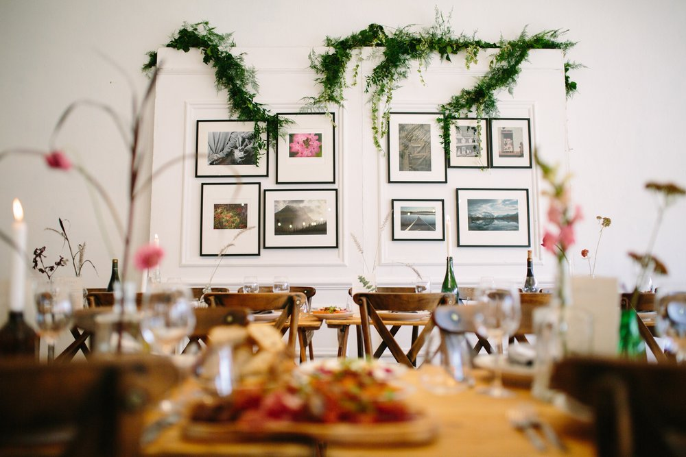 Warehouse Wedding Venue, Non-traditional wedding planner, London Wedding coordination, Event Bar, Bespoke weddings, Shoreditch Wedding, informal, Stylish, Event Planning