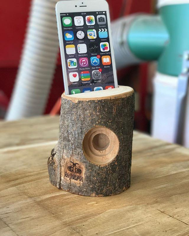 Infuse you home with nature!  #woodworking #sustainableliving #eco #ecofriendly #iphone7plus #iphone #shotoniphone #apple #samsung #speaker #ecospeaker #wheredoyoumorph #decor #functionaldecor #denton