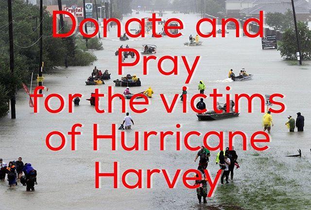 Please consider #donating to the #redcross @redcrossdfw @americanredcross  #prayforhuston #hurricaneharvey #donate #disasterrelief