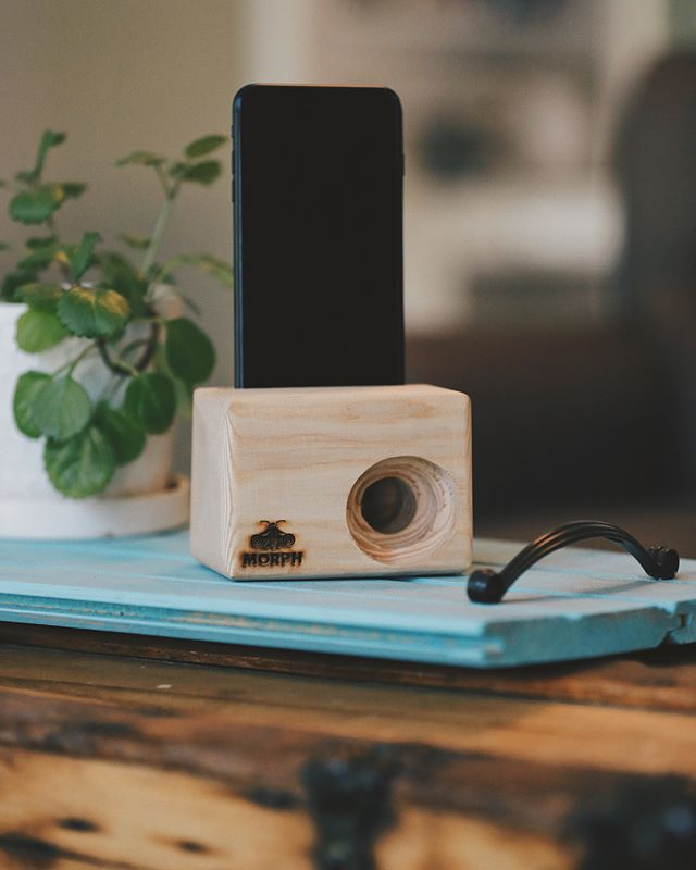 -Our Speakers handcrafted with the earth in mind-  #eco #ecofriendly #sustainableliving  By: @justin_jantz