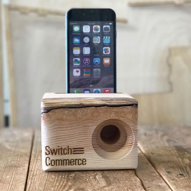 We have been diligently working on some of our corporate gifts lately so here is a sneak peek at one.  #eco #ecogifts #teamridgid #wheredoyoumorph #listentotheearth#sustainableliving #sustainability #iphone #galaxy #switchcommerce @switchcommerce