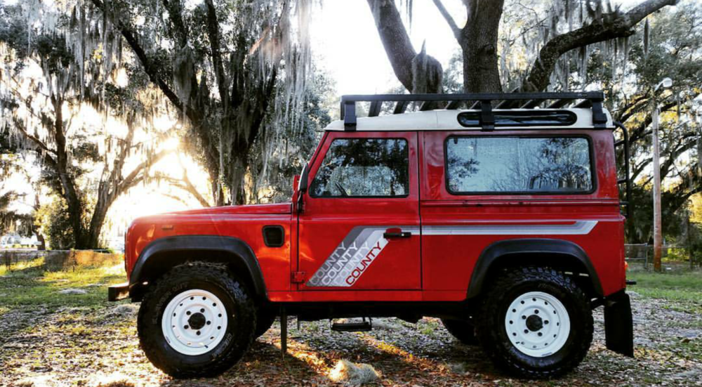 Ladder Roof Rack >> Vehicles — Southern Overland CompanyLand Rover Lakeland