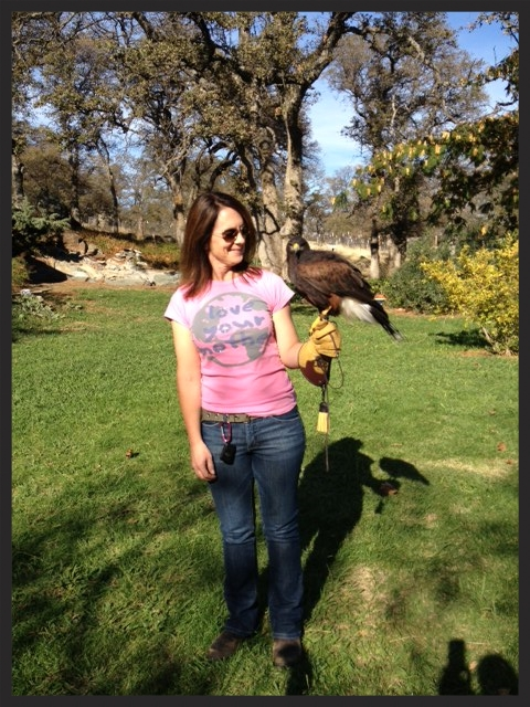 With Diego Harris Hawk.JPG