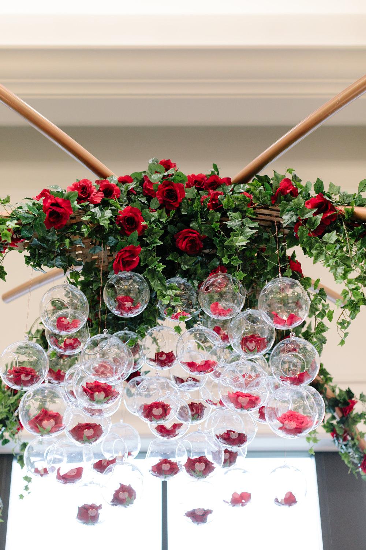 Flowers:  D&D Floral Designs  | Photography:  Mango Studios