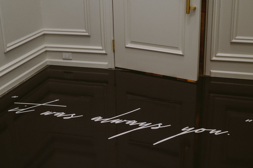 Design & printing:  So Pretty in Print ;  Event Graffiti  | Photography:  Julian & Kelly
