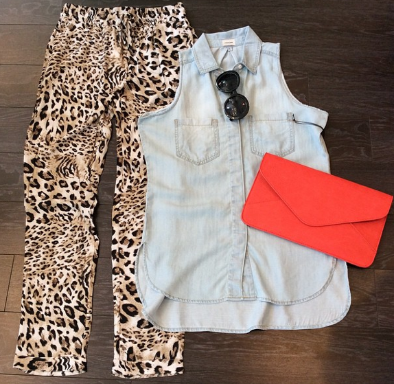 Leopard Loving