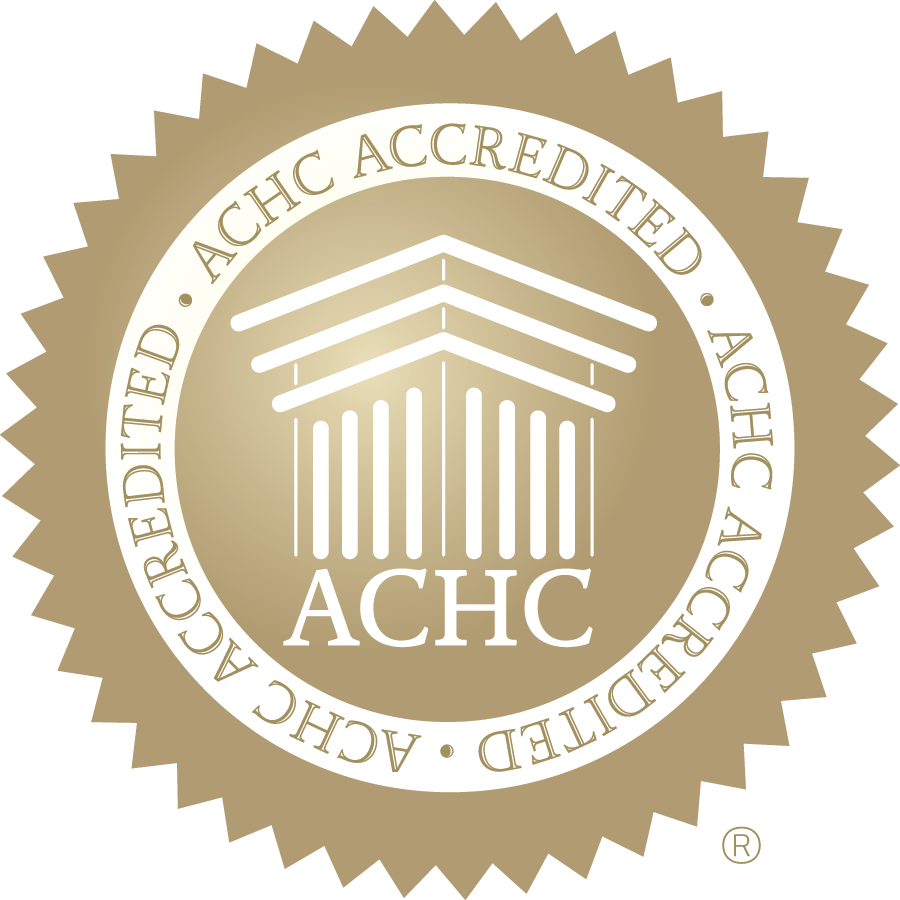 Nuclear Care Partners - ACHC Gold Seal of Accreditation
