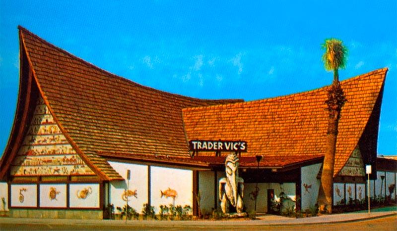 Old Trader Vic's, Scottsdale, Arizona