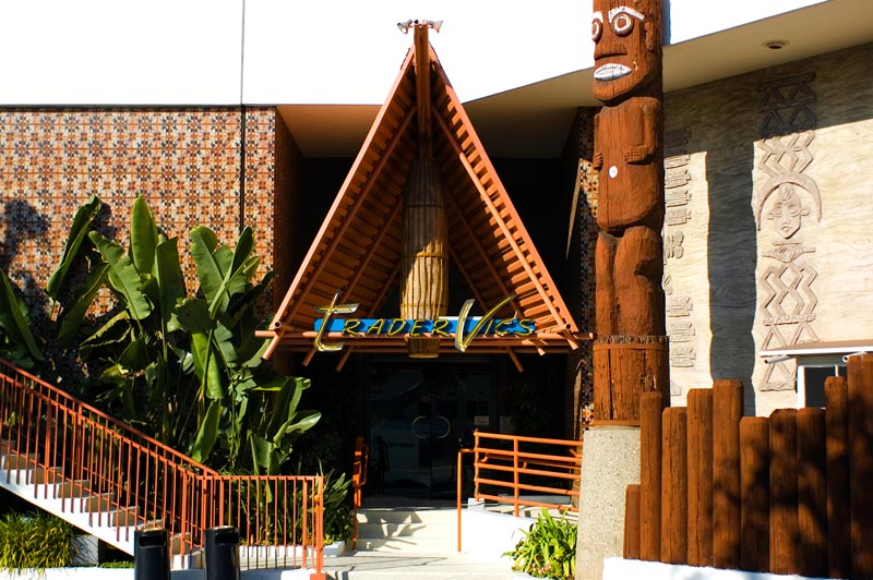 Beverly Hills Trader Vic's