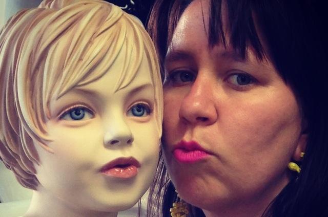 JEAN-LUC, fake child