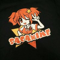 Image belongs to T shirt contest winner of Sac Anime