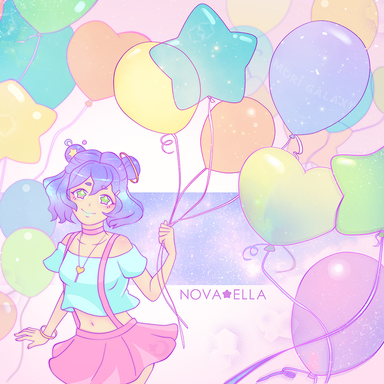 Mori Galaxy Nova Ella Promo