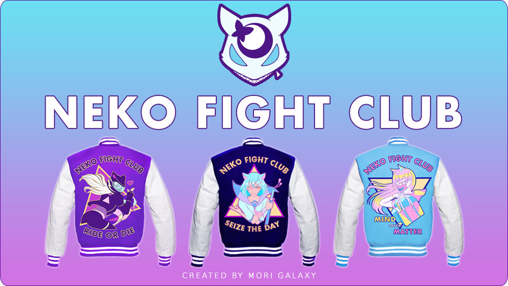 Neko Fight Club Kickstarter
