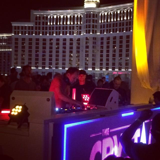 @Drais Vegas enjoying @crystalmethod