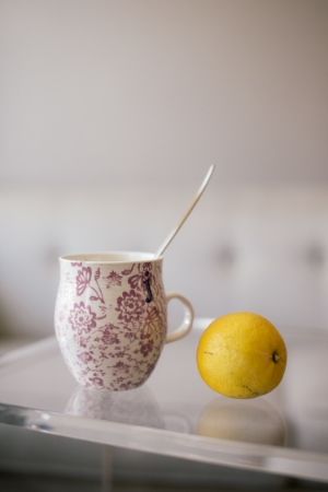 healthcoachphilly.com // hot lemon water